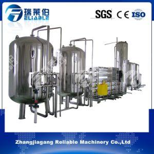 Tratamiento de purificación de agua potable de la máquina para la planta de agua