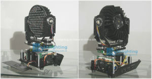 108*5W三色3in1 RGB LEDの移動ヘッド洗浄