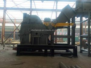 Serie PS Shredder máquina de reciclaje de chatarra de acero