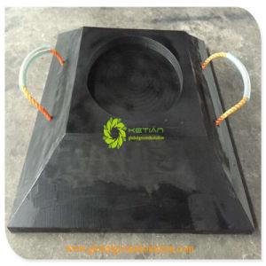 Stootkussens van de Kraanbalk van het Polyethyleen van de techniek de Plastic