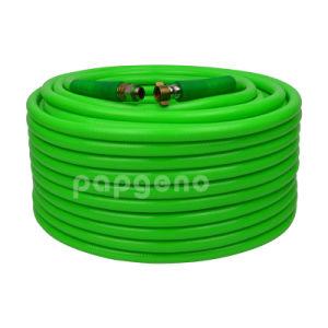 1/4 de 5/16 de 3/8 1/2 de alta presión de PVC flexible trenzado