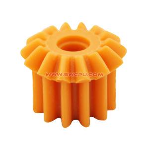 Alta precisione su ordine che lavora gli ingranaggi conici alla macchina di plastica di POM