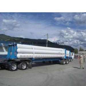 3개의 차축 공기 현탁액 LPG 탱크 트레일러