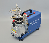 Fucile ad aria compressa elettrico di Pcp del fucile del sistema del compressore d'aria di alta pressione 30MPa della pompa di Yongheng 220V