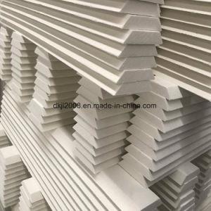 Refraktäre keramische Holzfaserplatte