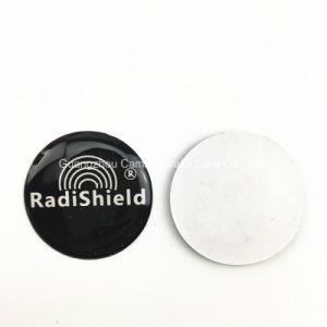 Teléfono móvil Radishield pegatina contra la radiación para el teléfono celular