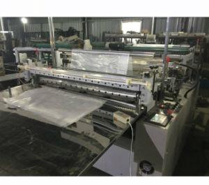 機械を作る熱いシーリング冷たい切断のポリ袋