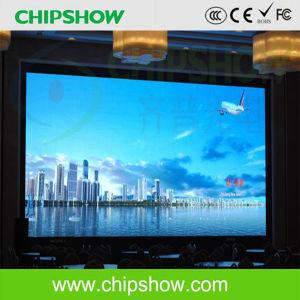 Haute luminosité Chipshow P6 Affichage LED SMD Slim intérieur