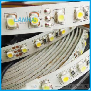 striscia dell'indicatore luminoso LED del nastro blu di 12V SMD 3528 120LEDs/M