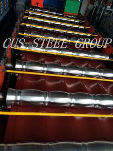 Strato d'acciaio del ferro del tetto Panel/PPGI di colore caldo di vendita