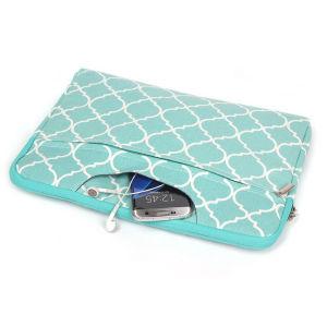 Populärer blauer Handtaschen-Hülsen-Laptop-Beutel (FRT3-291)