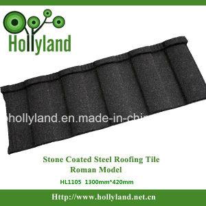 Tuile en acier revêtu de pierre (Roman Tile)