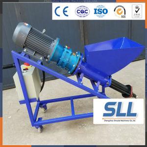 Utiliser 380V /Alimentation 220 V une performance supérieure de la machine de la pompe à injection de coulis de ciment