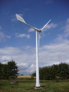 Energia eólica gerador de Íman Permanente para bomba de irrigação