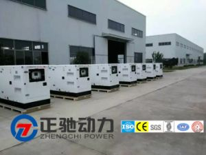 30kw Cummins Silent Diesel Power Electric Generator