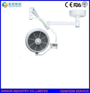 光の調節可能な単一のヘッド天井LED外科医学操作ライト