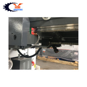 ペーパー(QZYK1300DH-15)のための大きい表示画面産業CNCのカッター