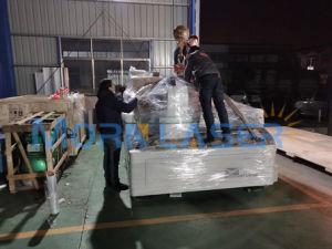 Standardscherblock-Geräten-Faser-Laser-Ausschnitt-Maschine für Metall