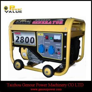Энергопотребление в режиме ожидания Китай генератор 2.5kw 2.5kw домашних хозяйств