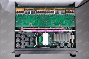 4つのチャネルDJ装置の専門の可聴周波電力増幅器
