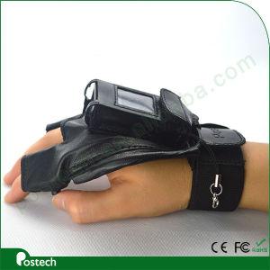 Scanner van de Code Qr van Bluetooth van de Grootte van de zak de 2D met de Manchet van de Handschoen