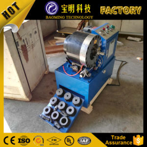 油圧ホースのひだ付け装置または利点のホースのひだ付け装置かホースのひだが付く機械