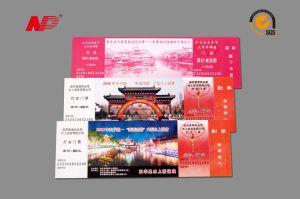 Np-187 de haute qualité Concert vocal Ticket ticket de cinéma