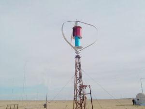 generatore di turbina a magnete permanente pieno del vento 2kw