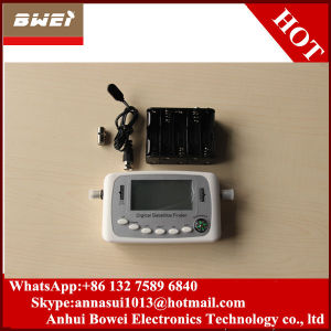 Sf-500 mercado indiano DVB-S/S2 Localizador de Satélite Digital Medidor Sat (SF-10032)