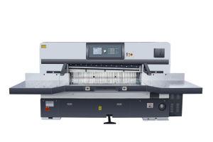 Dapengのタッチ画面自動CNCのペーパーギロチンの切断の機械装置(QZYK1620DH-10)