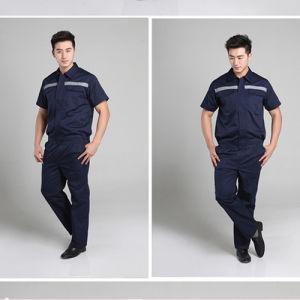 Workwearのユニフォームの産業均一/Customizedの安全反射作業ユニフォーム