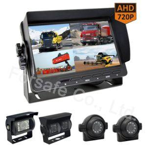 Móvil Visión coche espejo Sistema de cámara para la visión de la seguridad de tractores agrícolas