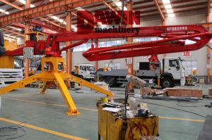 15mの割合弁の具体的なディストリビューター具体的な置くブームの中国の製造業者
