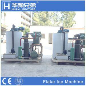 Boots-Behälter-Gebrauch-Meerwasser-Speiseeiszubereitung-Maschine