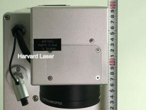 Acciaio inossidabile del metallo portatile automatico della maniglia 10W 20W 30W/acciaio al carbonio/ottone/alluminio di rame/macchina per incidere automatica di plastica della marcatura del laser di CNC