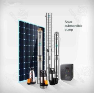 Bomba de água sobre a energia solar alimentada a energia solar da bomba de água