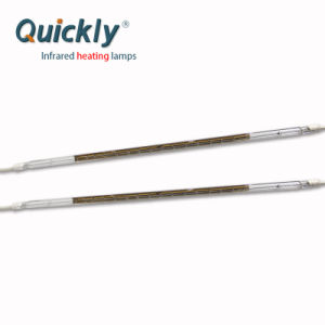 単一の管の短波の赤外線暖房ランプIRのヒーター