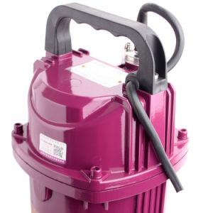Besten Qualität in der Italien-Qdx 4 Zoll gebildet 3 Zoll-grosser Fluss, der Wasser Submerisble Pumpe bewirtschaftet