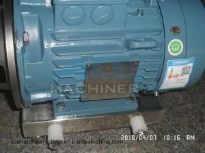 Санитарные центробежный насос из нержавеющей стали с сертификат CE