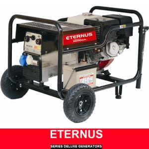 De elektrische Generator van de Cilinder van het Begin 4kVA Enige (EW200DC)