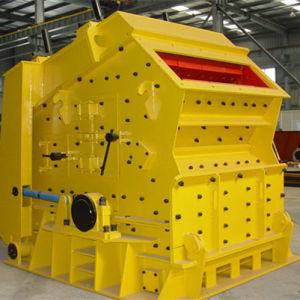石切り場の石造りのインパクト・クラッシャー機械