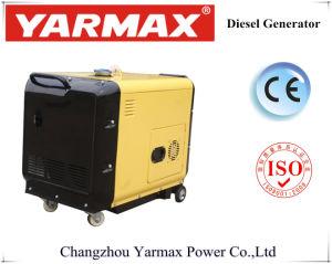 50Hz 3kVA monofásicos grupo electrógeno diesel