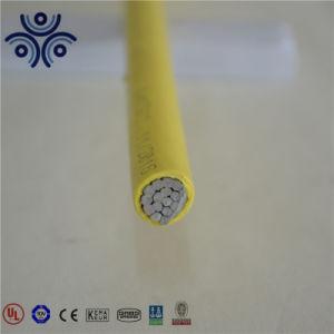 UL44 het aluminium liep de Zwarte Kabel van Xhhw Xhh Xhw 12AWG 10AWG 8AWG 600V vast
