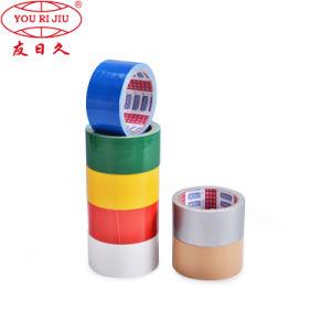 Qualidade profissional de cor Personalizada do duto de pano fita adesiva para embalagem