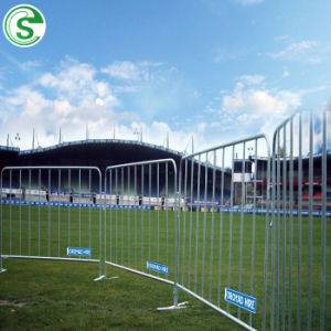 강철봉 방벽 유럽 표준 도보 바리케이드 (CCB)
