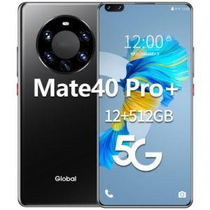 Venda por grosso de baixo custo companheiro novo40PRO+ Grande Ecrã 7,2 polegada 1+8g Andriod telefones inteligentes