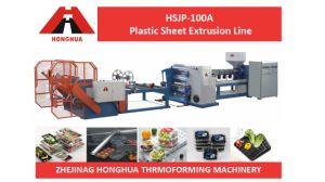 Hsjp-100une feuille de plastique Ligne d'Extrusion