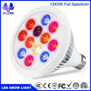 Mejor para el cultivo de LED E27 LED PAR38 de la luz de la planta crecer