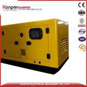 A Cummins 180kw para 260kw alta taxa de utilização de energia Grupo Gerador Diesel