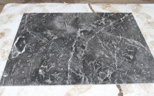 De vloer die van de decoratie van de muur keizer grijs marmer